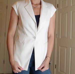 FINAL PRICE White House Black Market- White Jacket